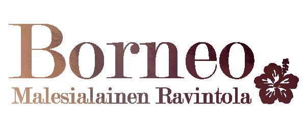 Ravintola Borneo logo color